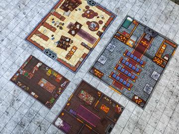 Dungeon Craft - Realms Edge