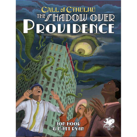 Call Of Cthulhu: The Shadow over Providence