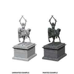 WizKids Deep Cuts - WAVE10 - Heroic Statue