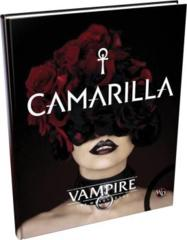 Vampire The Masquerade: Camarilla Supplement Hardcover