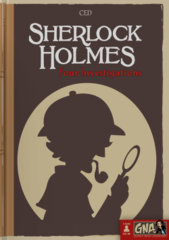 Sherlock Holmes Four Investigation