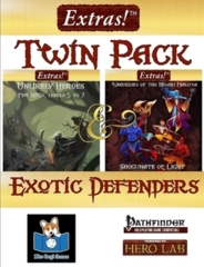 Exotic Defenders - Pathfinder Compatible