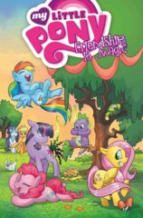 My Little Pony: Friendship is Magic Graphic Novel Volume 1