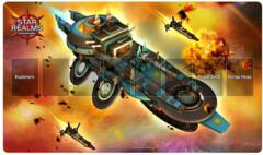 Star Realms Light Cruiser Playmat