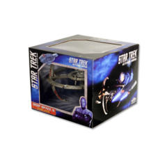 Star Trek: Deep Cuts Unpainted Ships - Nor Class Orbital Space Station