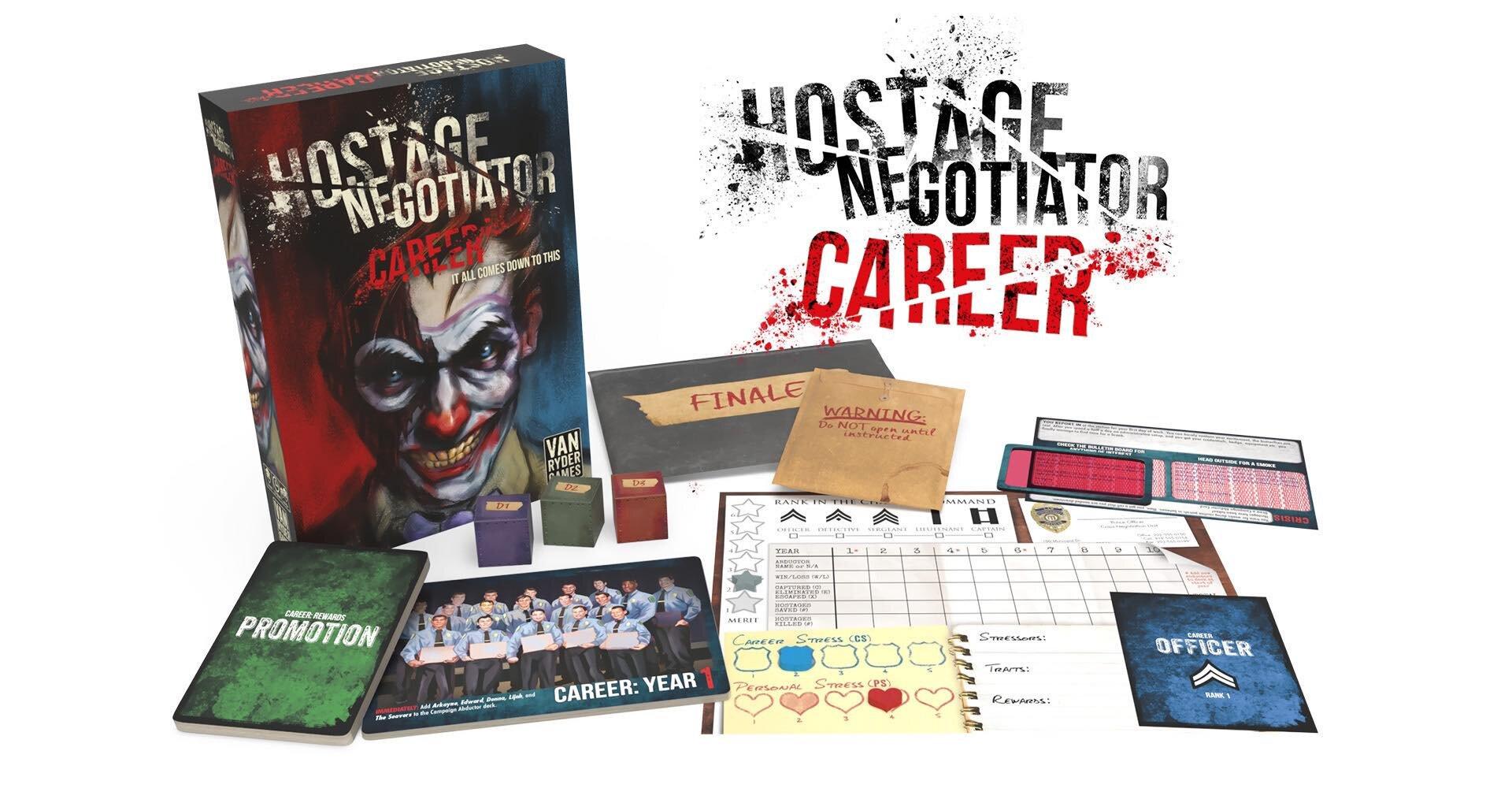 Hostage Negotiator: Career