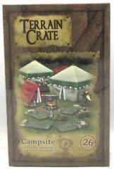 Terrain Crate - Campsite