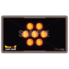 Dragon Ball Super: Play Mat Dragon Balls