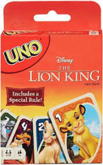 Uno: The Lion King