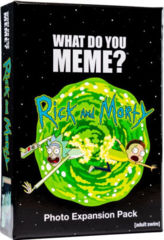 What Do You Meme? Rick & Morty Expansion Pack