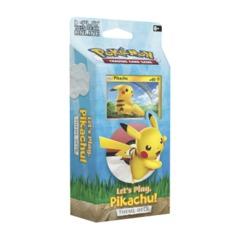 Pokemon: Let's Play, Pikachu theme deck