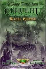 Cthulhu the Great Old One Deluxe Edition