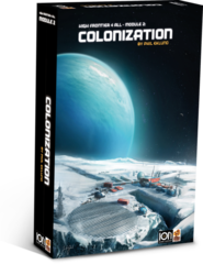 High Frontier 4 All: Colonization