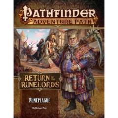 Pathfinder Adventure Path - Return of the Runelords: Runeplague #135
