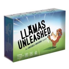 Llamas Unleashed Game