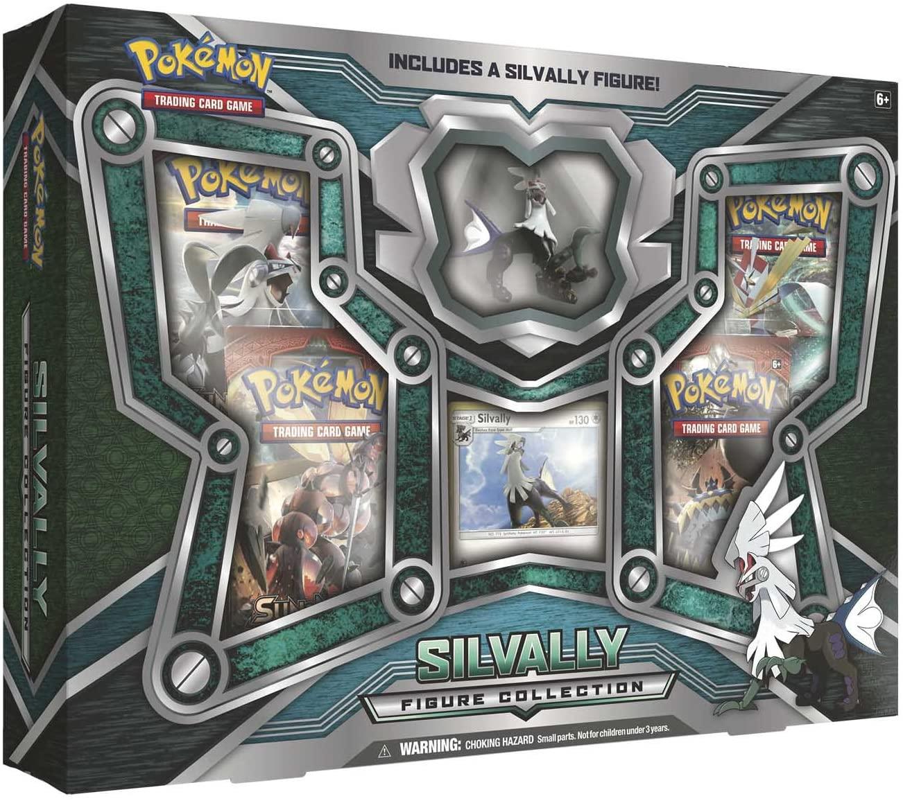 Pokemon Silvally Collection INTERNATIONAL