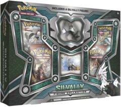 Pokemon Silvally Collection INTERNATIONAL