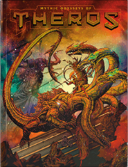 Dungeons And Dragons: Mythical Odysseys of Theros Alternate Cover