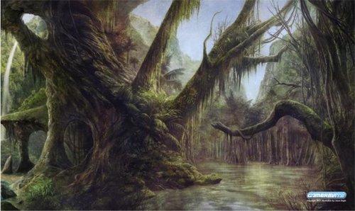 Jason Engle - Swamp