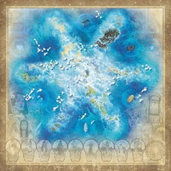 Atlantis Rising 2nd Edition Play Mat