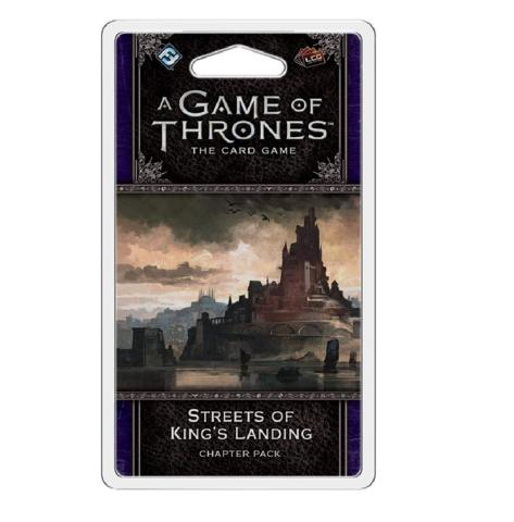 A Game of Thrones - The Card Game (Second Edition) Streets of Kings Landing