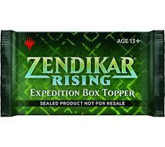 Zendikar Rising Box Topper Booster Only