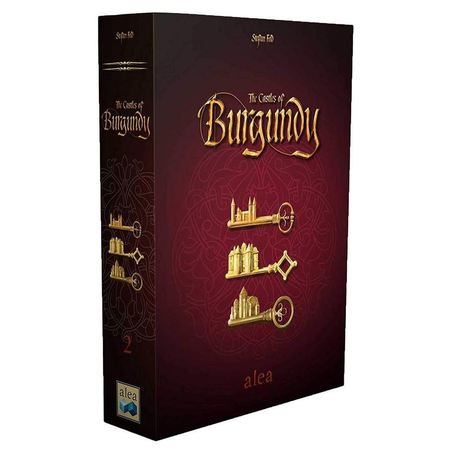 The Castles of Burgundy 20th Anniversary (ALEA)