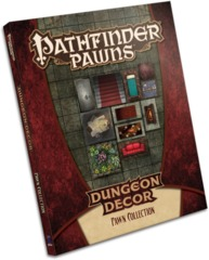 Pathfinder RPG: Pawns Dungeon Decor Pawn Collection
