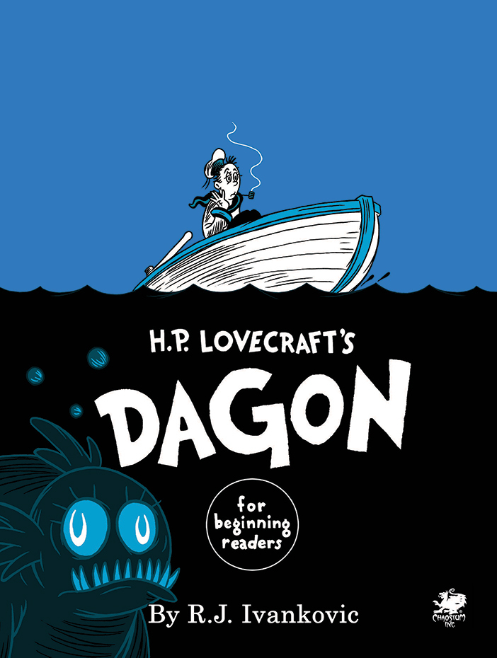 H.P. Lovecraft`s: Dagon - For Beginning Readers