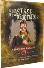 Hostage Negotiator: Abductor Pack #7