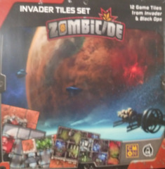 Zombicide Invader Tile Set
