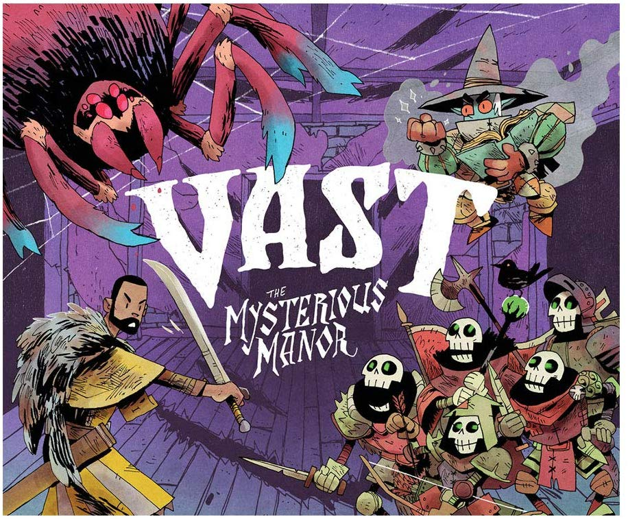 Vast the Mysterious Manor