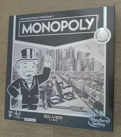 Monopoly Silver Line