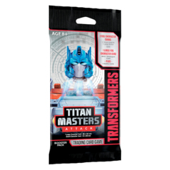 Transformers TCG - Titan Masters Attack Booster Pack