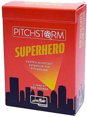 Pitchstorm Superhero