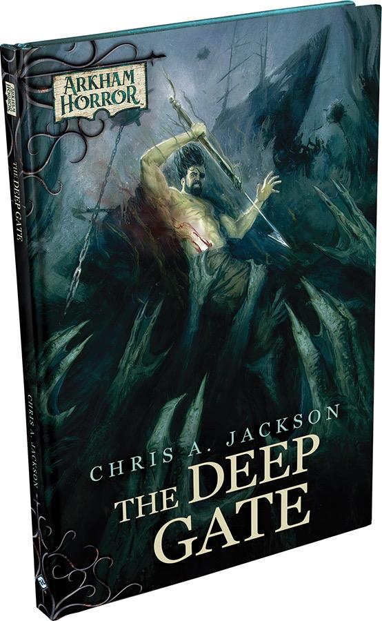 Arkham Horror: The Deep Gate Hardcover
