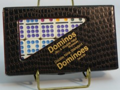 Dominos Double Nine Standard Color