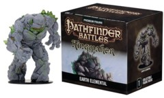 Pathfinder Battles: Kingmaker Earth Elemental