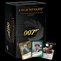 Legendary: A James Bond 007 Deck Building Game Expansion