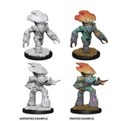 D&D Unpainted Minis - Myconid Adults
