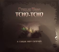 Cthulhu Wars: Tcho-Tchos Faction Expansion