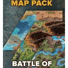 Battetech Map Pack Battle of Tukayyid