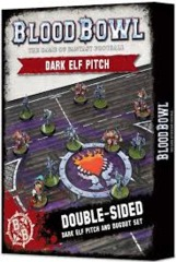Blood Bowl: Dark Elf Pitch