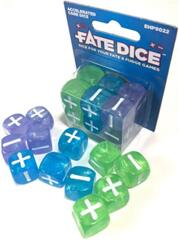 Fate Dice: Accelerated Core Dice