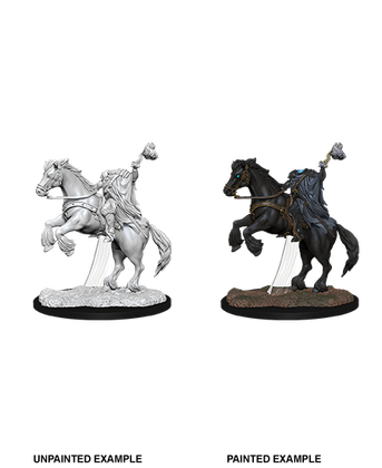 Pathfinder Deep Cuts Unpainted Miniatures - Dullahan (Headless Horsemen)