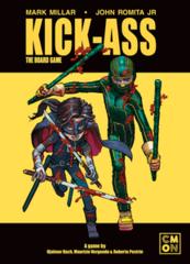 Kick-Ass The Board Game