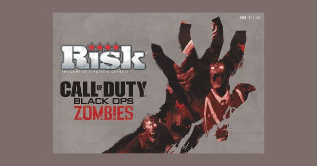 Risk: Call of Duty Black Ops Zombies