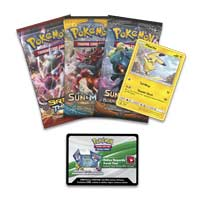 Pokemon Tcg: Pikachu Sidekick Collection Box