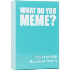 What Do You Meme? Fresh Meme Expansion Pack 1