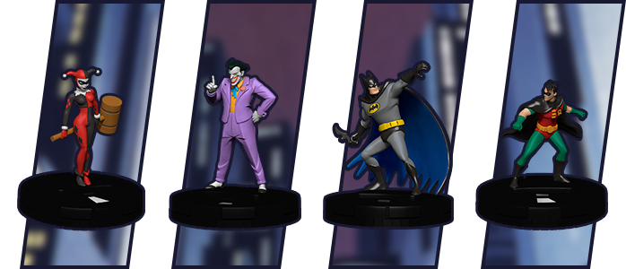 Batman the Animated Series booster pack